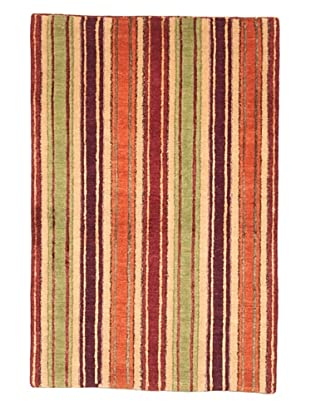 Roubini Nobile Hand Knotted Rug, Multi, 2' x 3'