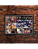 Friends TV Show Best Scenes poster