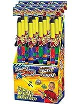 Ja-Ru Cyber Rocket Pumper Party Favor Bundle Pack