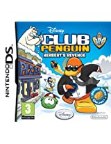 Club Penguin Herbert's Revenge (Nintendo DS) (UK) (NTSC)