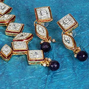Deccan Pearls - Necklace and Sets
