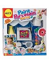 Alex Toys Paint Porcelain Party