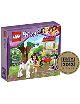 LEGO Friends Olivia Newborn Foal Play Set