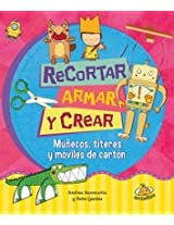 Recortar, armar y crear / Cut, Put Together and Create (Manos De Tijera)