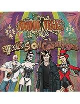 Freak Show Candy Floss