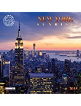 New York Sunrise 2015 (Cities at Twilight)