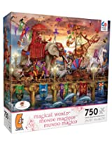 Ceaco Magical World One Way Traffic Jigsaw Puzzle, 750 Piece