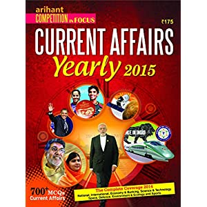 Competition In Focus Current Affairs Yearly issue 2015
