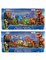 Disney Pixar The Good Dinosaur Butch & Arlo Figure Combo Pack Exclusive