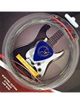 Java, Electric Guitar String set, Extra light, Nickel Round Wound, LGS 9/42
