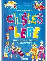 MEJORES CHISTES DE LEPE (Adivinanzas y Chistes)