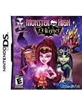 Monster High: 13 Wishes (Nintendo DS) (NTSC)