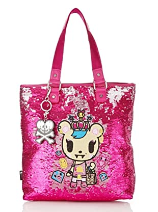 Tokidoki Shopping Bag Salinas pink