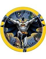 Batman Dessert Plates, 8ct