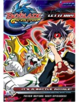 Beyblade: G Revolution, Vol. 4 - It's a Battle Royale!