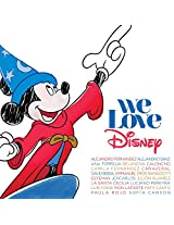 We Love Disney [CD/DVD Combo][Deluxe Edition][Version L