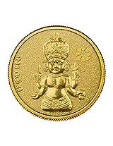 PPG Bhairav Gold Coins 450mg