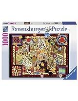 Ravensburger Vintage Games Jigsaw Puzzle (1000-Piece)