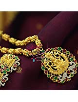 Exclusive One Gram Gold Plated Temple Jewellery Online Indian Traditional