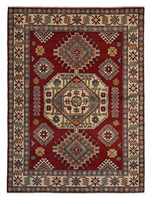 Darya Rugs Kazak Oriental Rug, Red, 5' x 6' 9