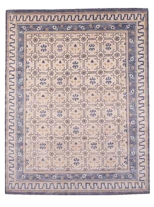 French Accents Ninghsia Carpet (Navy/Cream Multi)