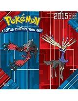 Pokemon 2015 Calendar