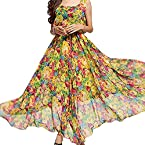 Rc Flower Print Fair Maxi Dress RCCWW123017