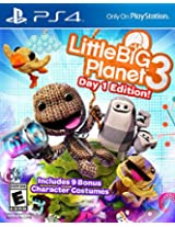 Little Big Planet 3 (Launch Only)