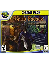 Grim Facade Dual Pack: Mystery of Venice and Sinister Obsession (PC)