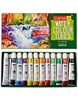 Camel Student Water Color Tubes 5ml (12 Shades)