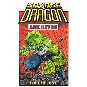 Savage Dragon Archives: v. 1