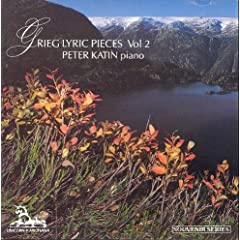 Grieg;Lyric Pieces Bks.1