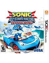 Sonic and All-Stars Racing Transformed Bonus Edition (Nintendo 3DS) (NTSC)