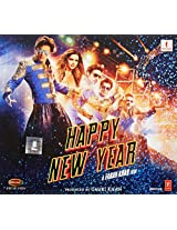 Happy New Year Songs VCD (Set of 3 VCDs)