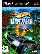 Hot Wheels-Stunt Track Challenge (PS2)