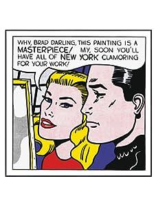 Lichtenstein-Masterpiece, 1962