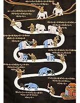 Exotic India The Nine Progressive Stages of Mental Development (According to Shamatha Meditation Pra
