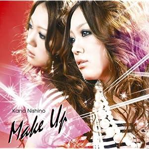西野カナ MAKE_UP