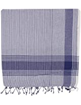 DHARA DESIGNS 1 Piece Face Towel - Purple