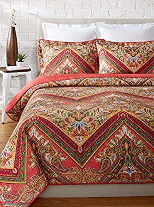Baltic Linen Kensington Quilt Set