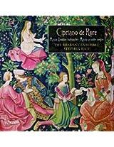 Rore: Missa Doulce Memoire | Missa A Note Negre [The Brabant Ensemble, Stephen Rice] [Hyperion: CDA67913]