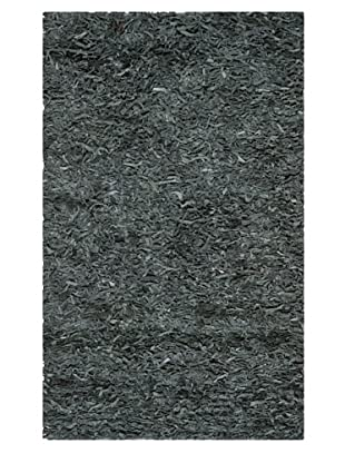 Safavieh Leather Shag Rug
