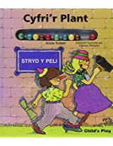 Cyfri'r Plant (Activity Books)