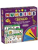 Smart Numbers Bingo