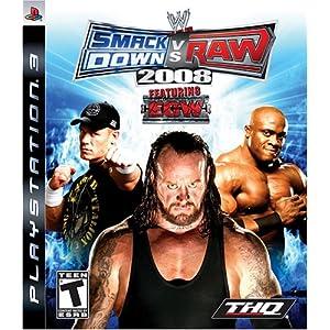 WWE Smackdown Vs Raw 2008 (PS3)