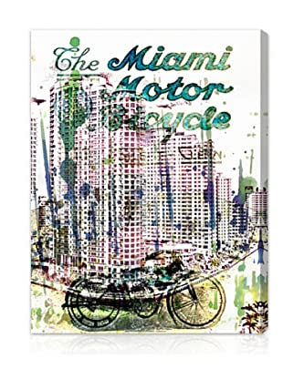 Oliver Gal Miami Motorcycle