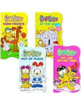 Garfield Board Books Collection Set Of Four