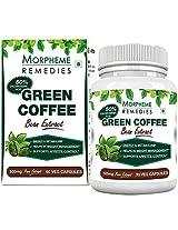 Morpheme Green Coffee 500mg Extract 90 Veg Capsules