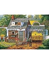 Buffalo Games Charles Wysocki: Pigeon Pals - 300 Piece Jigsaw Puzzle by Buffalo Games