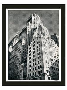 Thom Felicia-Black Dots on Squibb Tower A